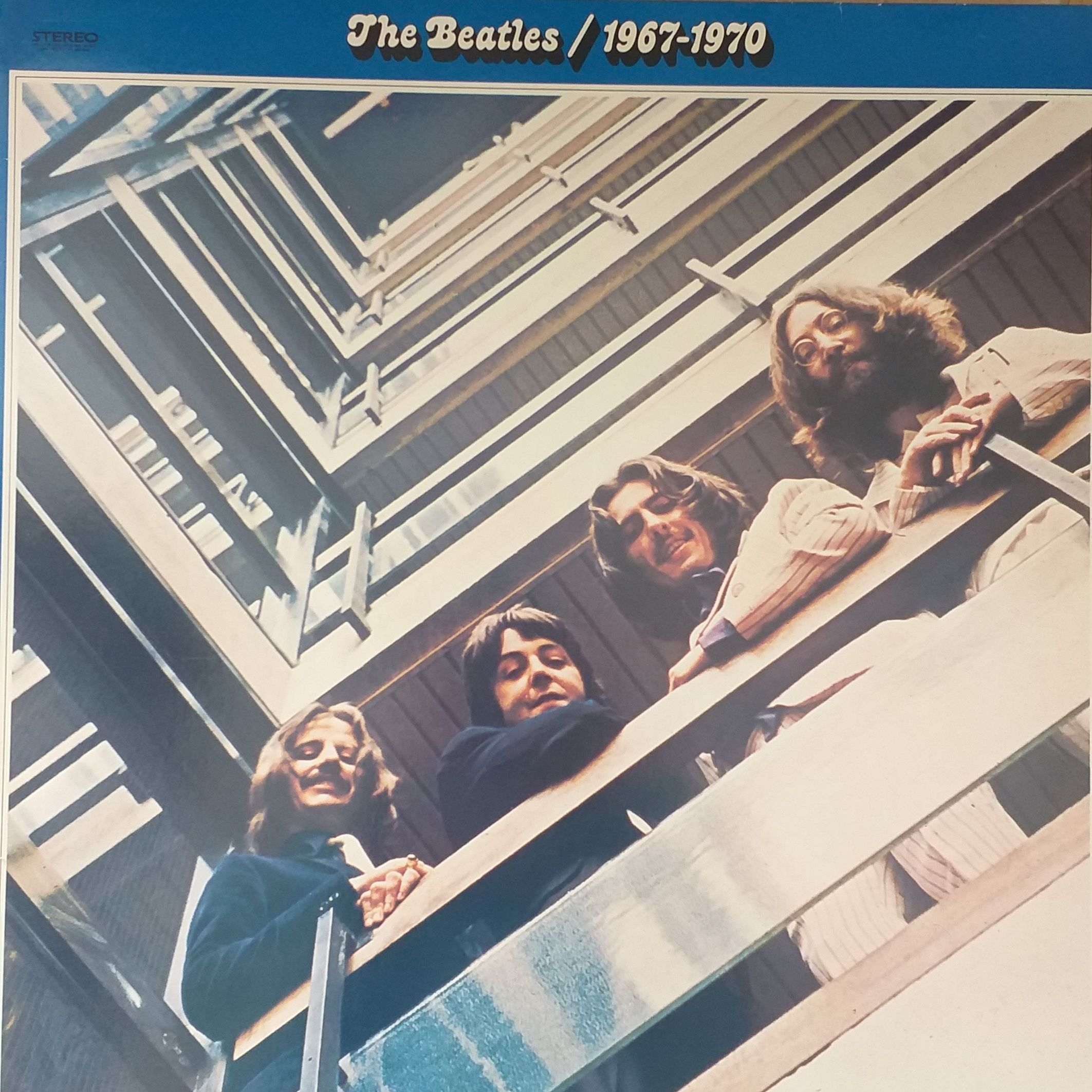 The Beatles 1967-1970 LP undefined
