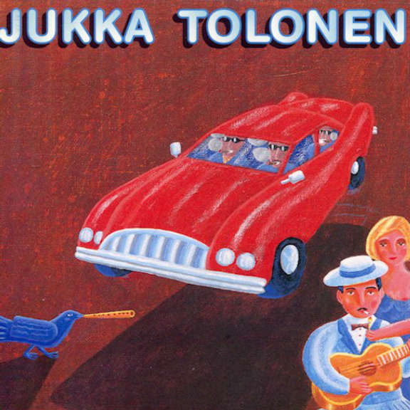 Jukka Tolonen Big Time LP 2021