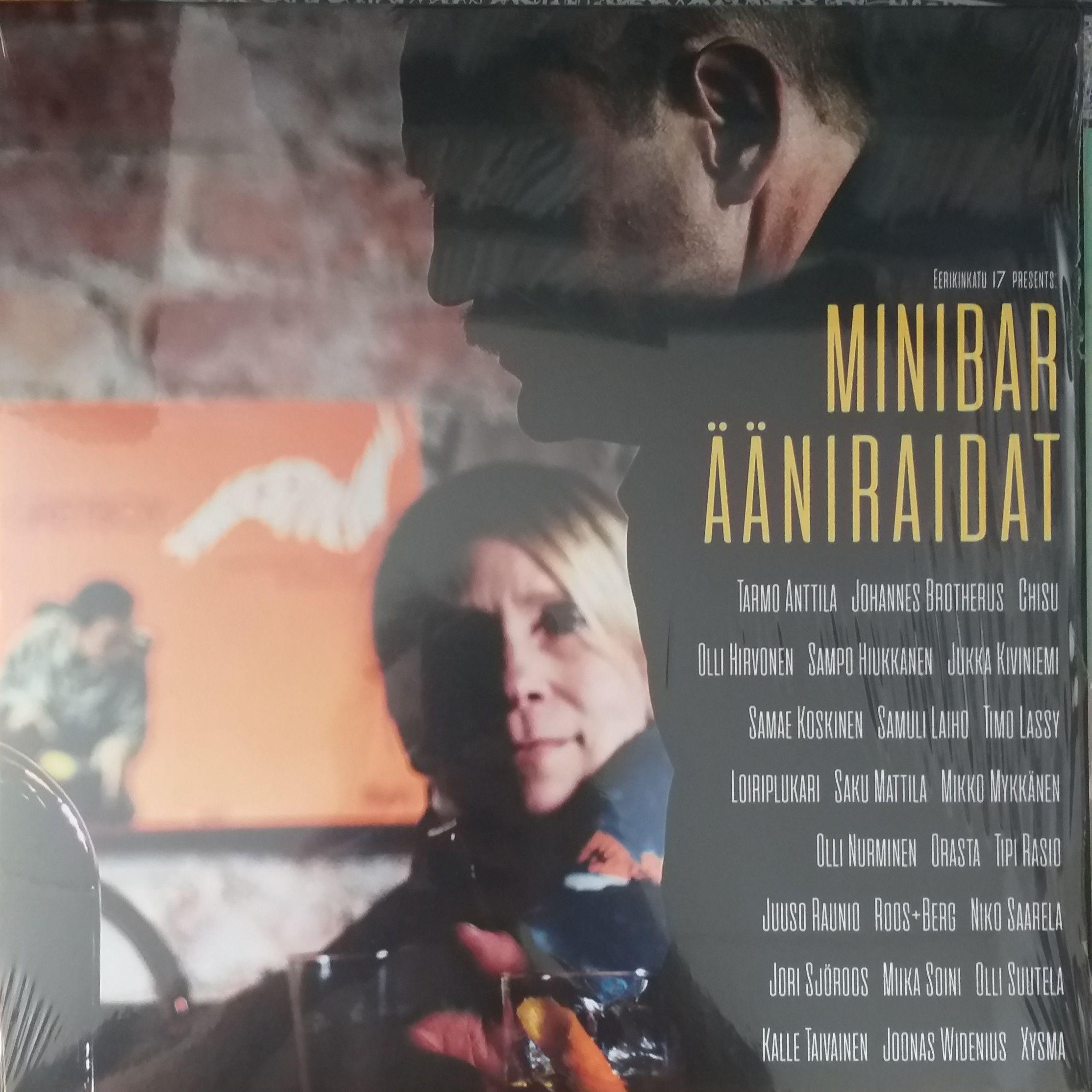 Various artists Minibar: Ääniraidat LP undefined