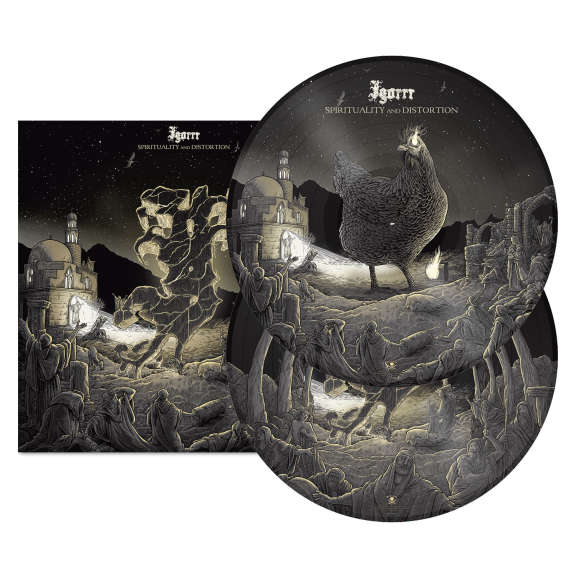 Igorrr Spirituality and Distortion (picture disc) LP 2020