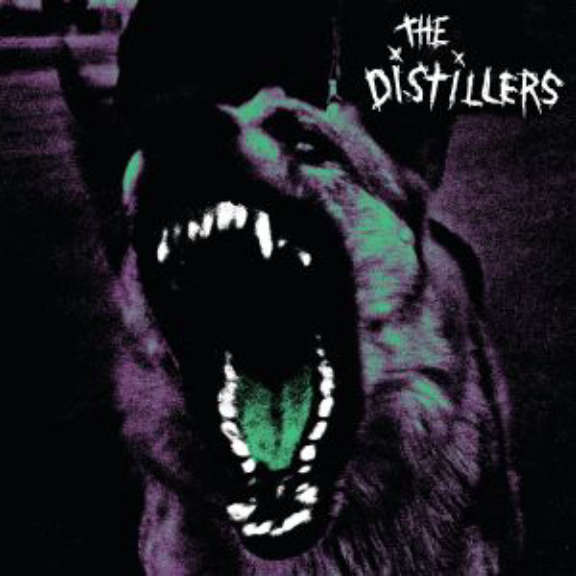 The Distillers The Distillers (coloured) LP 2020
