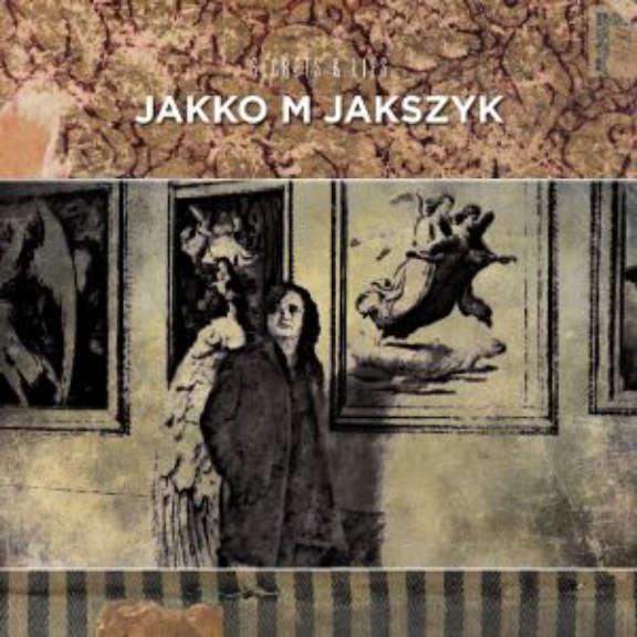 Jakko M. Jakszyk Secrets & Lies LP 2020