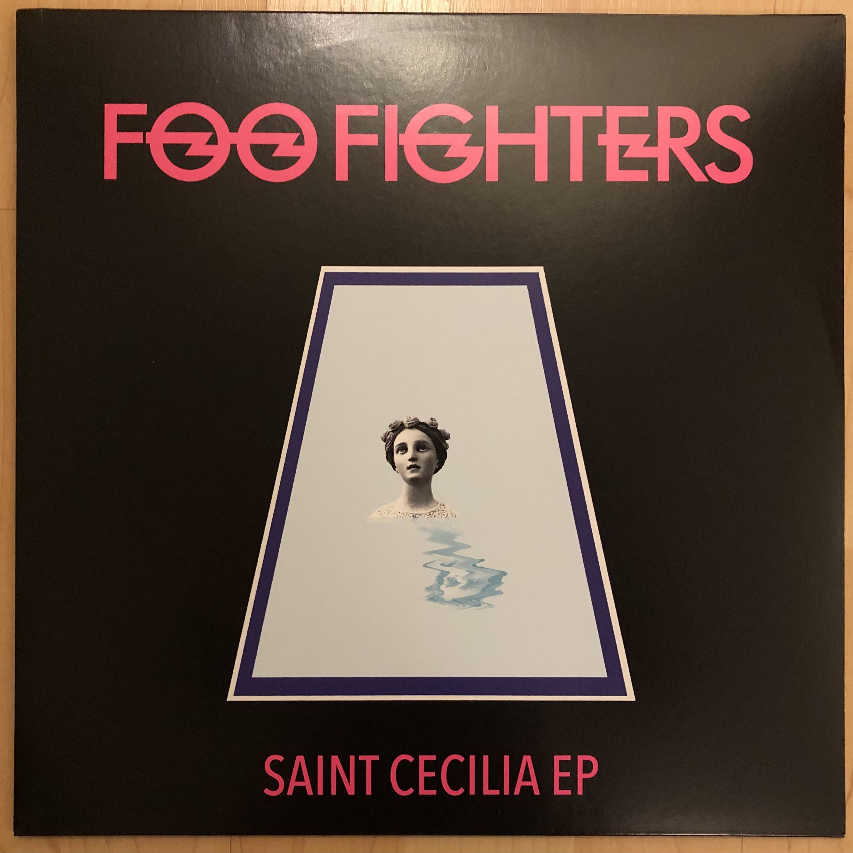 Foo Fighters Saint Cecilia ep LP undefined