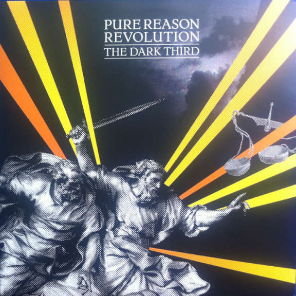 Pure Reason Revolution The Dark Third LP 0