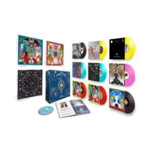 Perry Farrell Glitz, the Glamour (Box set) LP 2020