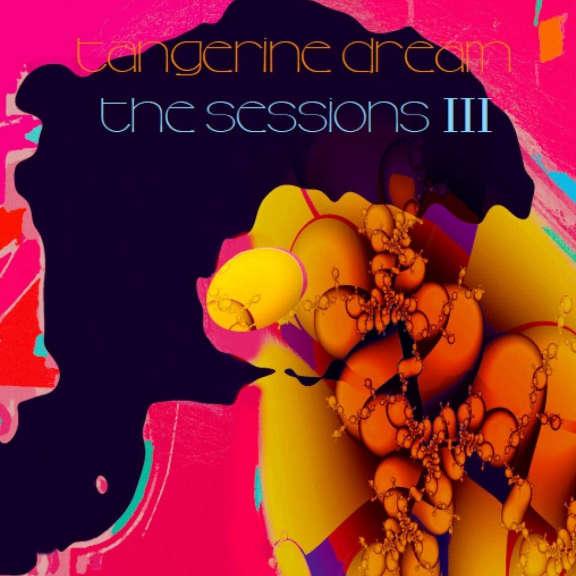 Tangerine Dream Session III LP 2020
