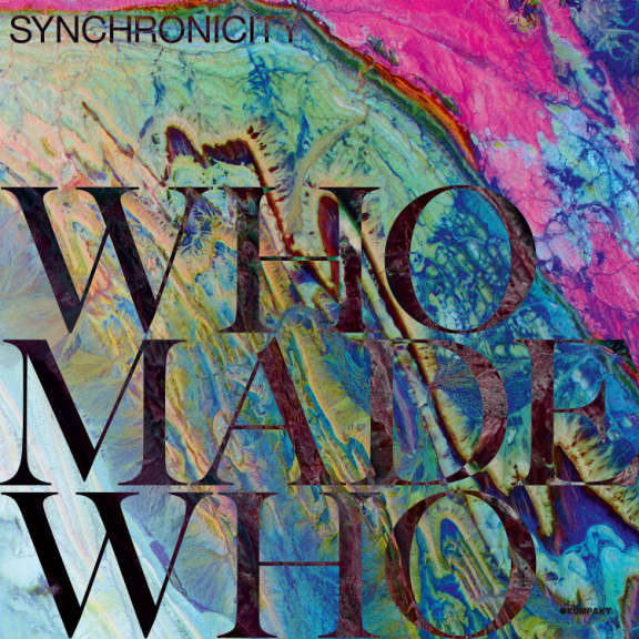 WhoMadeWho Synchronicity LP 2020
