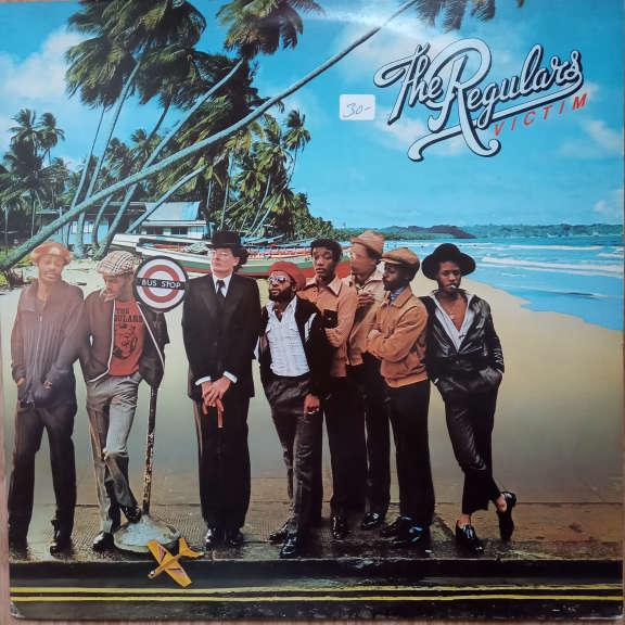 The Regulars Victim LP 0