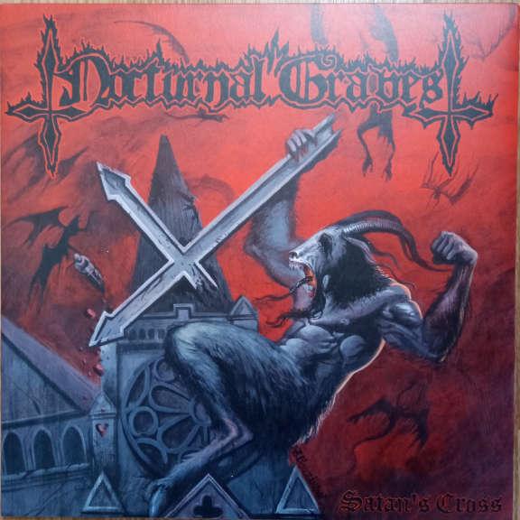 Nocturnal Graves Satan's Cross  LP 0