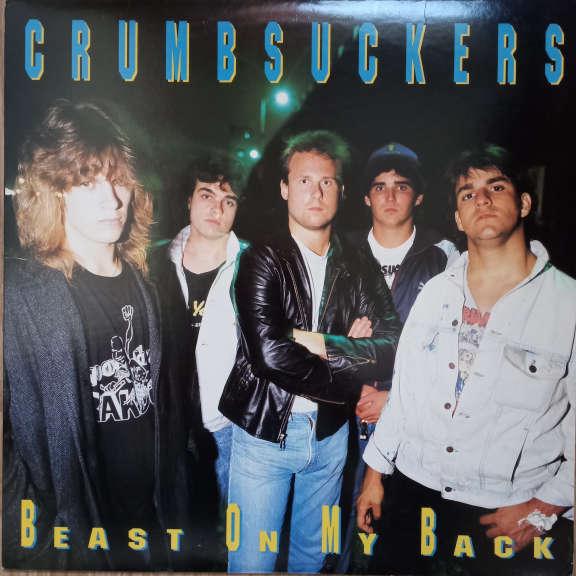 Crumbsuckers Beast On My Back  LP 0