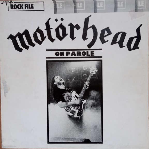 Motörhead On Parole  LP 0