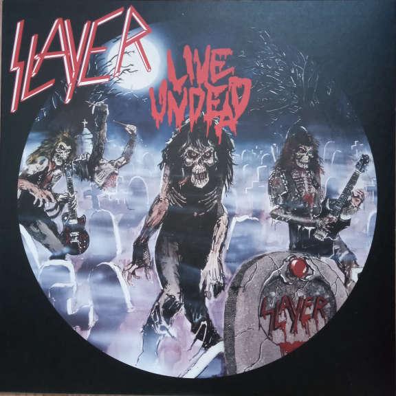 Slayer Live Undead LP 0
