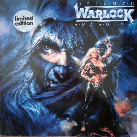 Warlock Triumph And Agony  LP 0