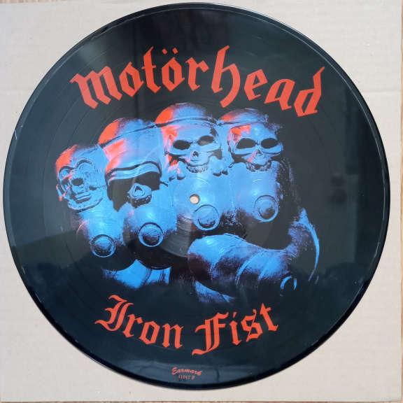 Motörhead Iron Fist  LP 0