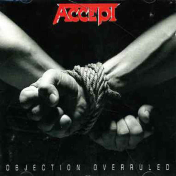 Accept Objection Overruled (black) LP 2020