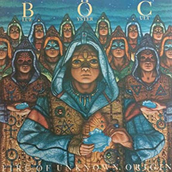 Blue Öyster Cult Fire Of Unknown Origin LP 2020