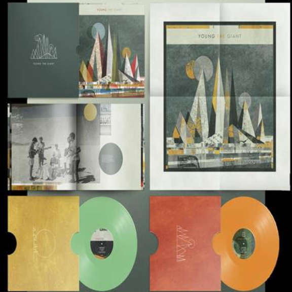 Young The Giant Young The Giant (10th Anniversary) LP 2020