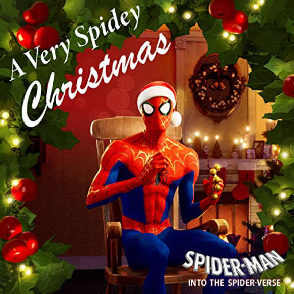 Various A Very Spidey Christmas LP 2020