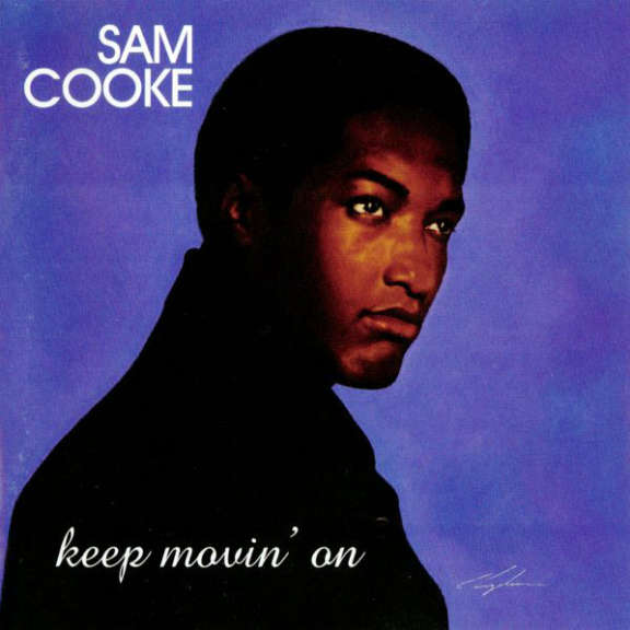 Sam Cooke Keep Movin' On LP 0