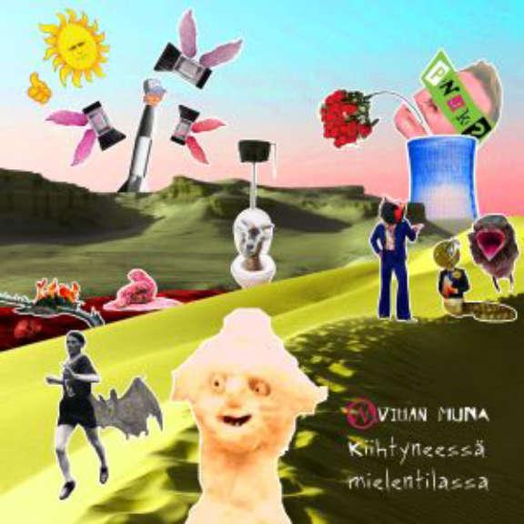 Vihan Muna Kiihtyneessä mielentilassa LP 2020