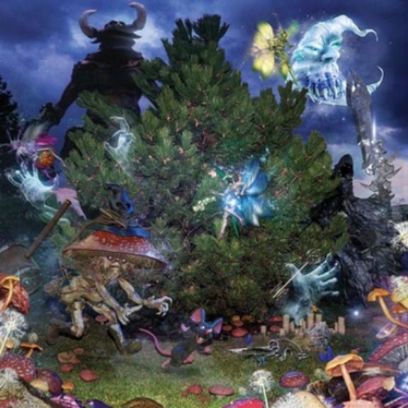 100 Gecs 1000 gecs and The Tree of Clues (coloured) LP 2020