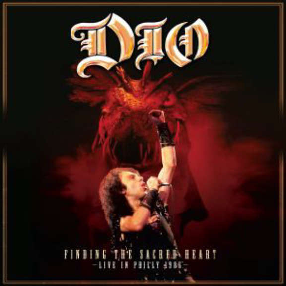 Dio  Finding The Sacred Heart - Live In Philly 1986 LP 2020