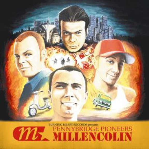 Millencolin Pennybridge pioneers (coloured) LP 2020