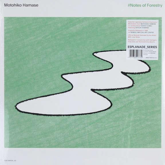 Motohiko Hamase ♯Notes Of Forestry LP 0