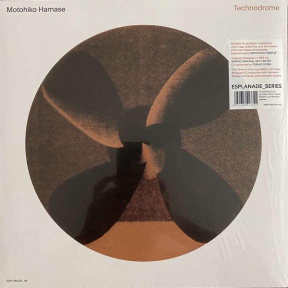Motohiko Hamase Technodrome LP 0