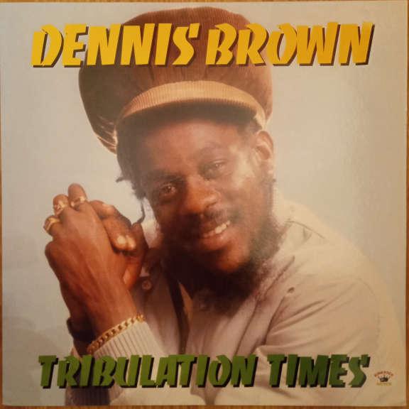 Dennis Brown Tribulation Times LP 0