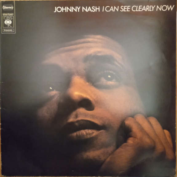 Johnny Nash I Can See Clearly Now LP 0