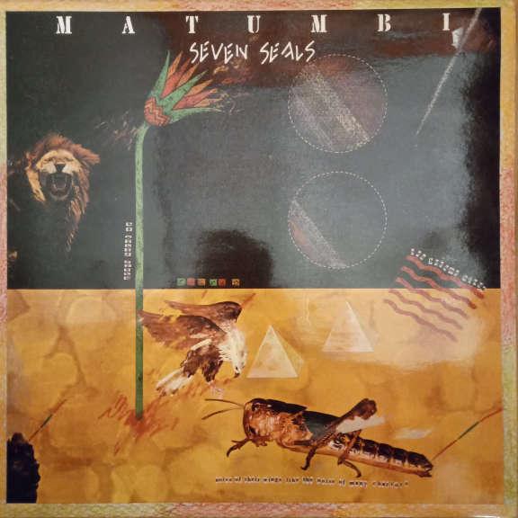 Matumbi Seven Seals LP 0