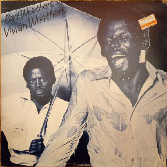 Vivian Weathers Bad Weathers LP 0