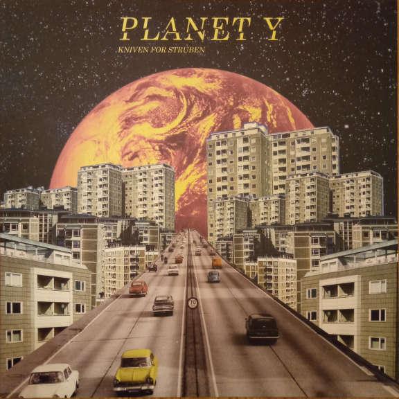 Planet Y Kniven For Struben LP 0