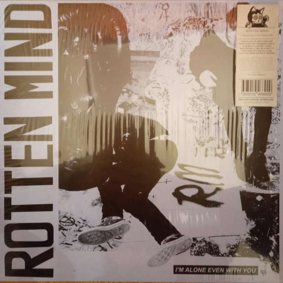 Rotten Mind I'm Alone Even With You LP 0