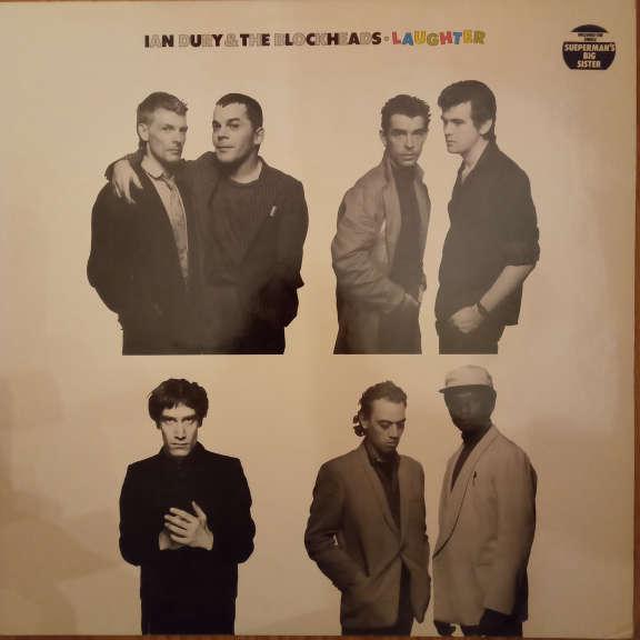 Ian Dury & The Blockheads Laughter LP 0