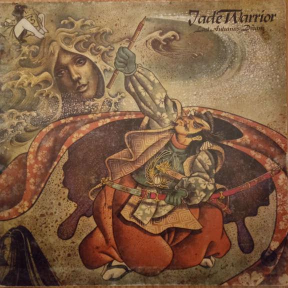 Jade Warrior Last Autumn's Dream  LP 0