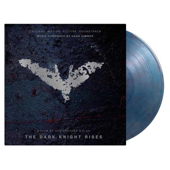 Hans Zimmer Soundtrack : The Dark Knight Rises (coloured) LP 2020