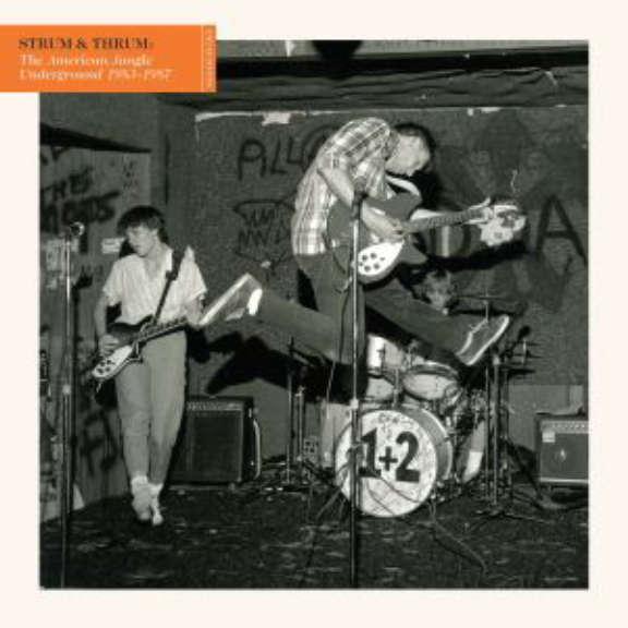 Various Strum & Thrum : The American Jangle Underground 83-87 LP 2020