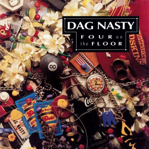Dag Nasty Four On The Floor (coloured) LP 2020