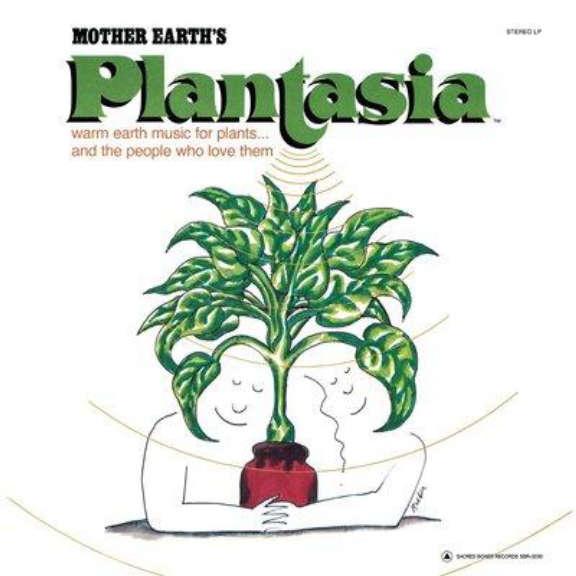 Mort Garson Mother Earth's Plantasia LP 2020