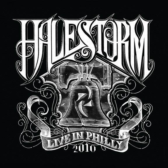 Halestorm Live In Philly 2010 (coloured) LP 2020