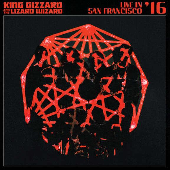 King Gizzard & The Wizard Lizard Live In San Francisco '16 LP 2020