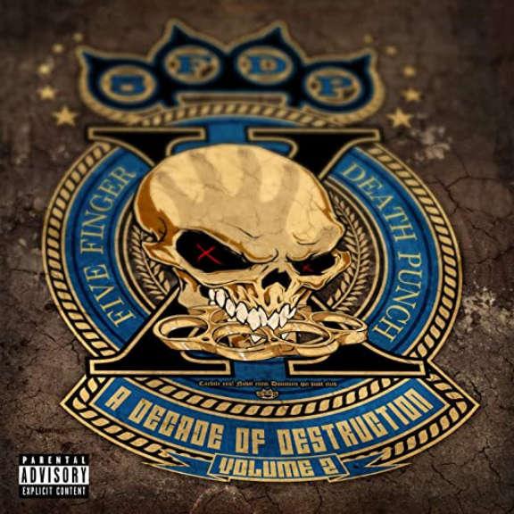 Five Finger Death Punch A Decade of Destruction - Volume 2 LP 2020