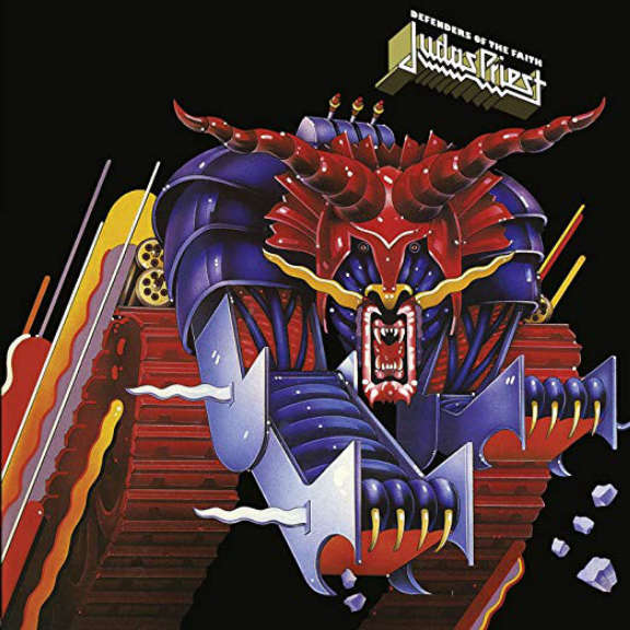 Judas Priest Defenders Of The Faith LP 0