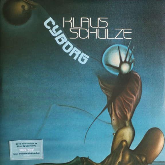 Klaus Schulze Cyborg LP 0