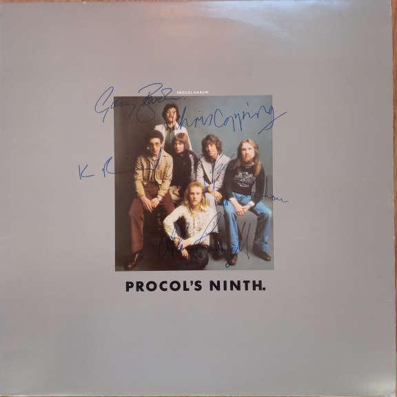 Procol Harum Procol's Ninth  LP 0