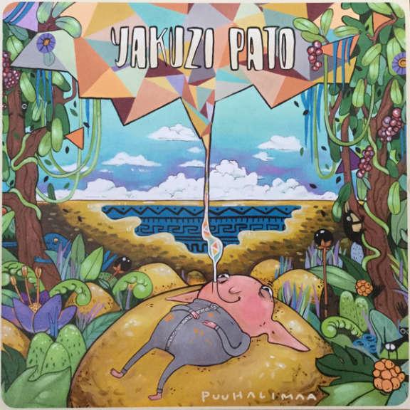 Yakuzi Pato Puuhalimaa LP 2016