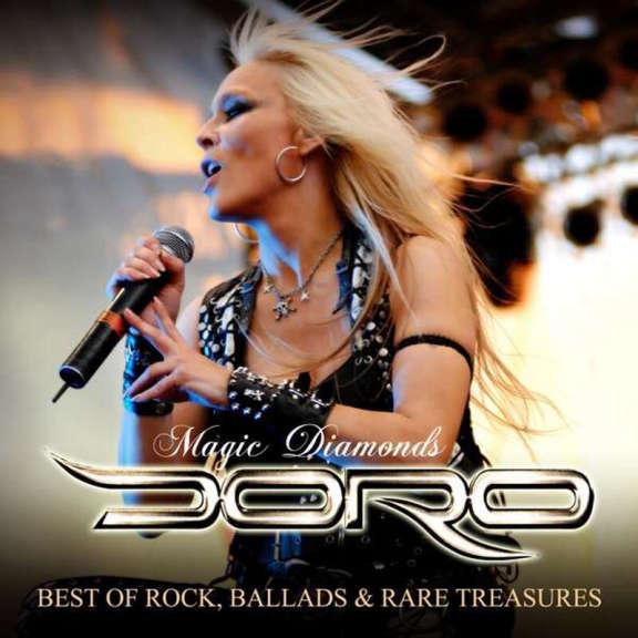 Doro Magick Diamonds (Box set) LP 2020