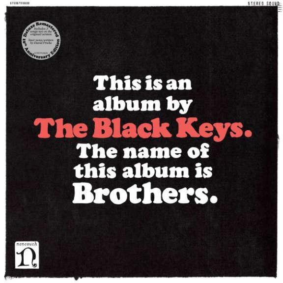 Black Keys Brothers (10th Anniversary) LP 2021